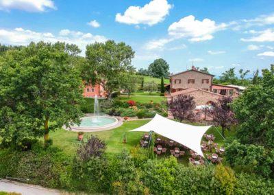 Tenuta Quadrifoglio Wedding Location in Toscana